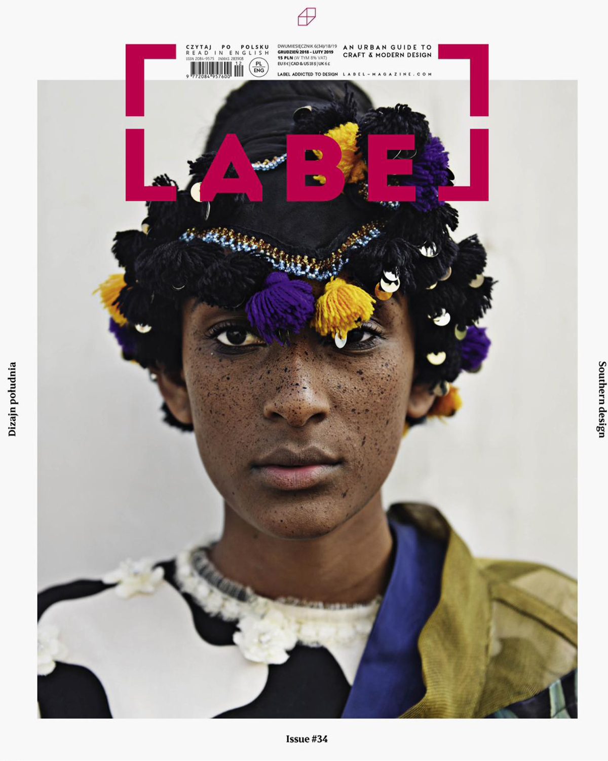 Label Magazine issue #34